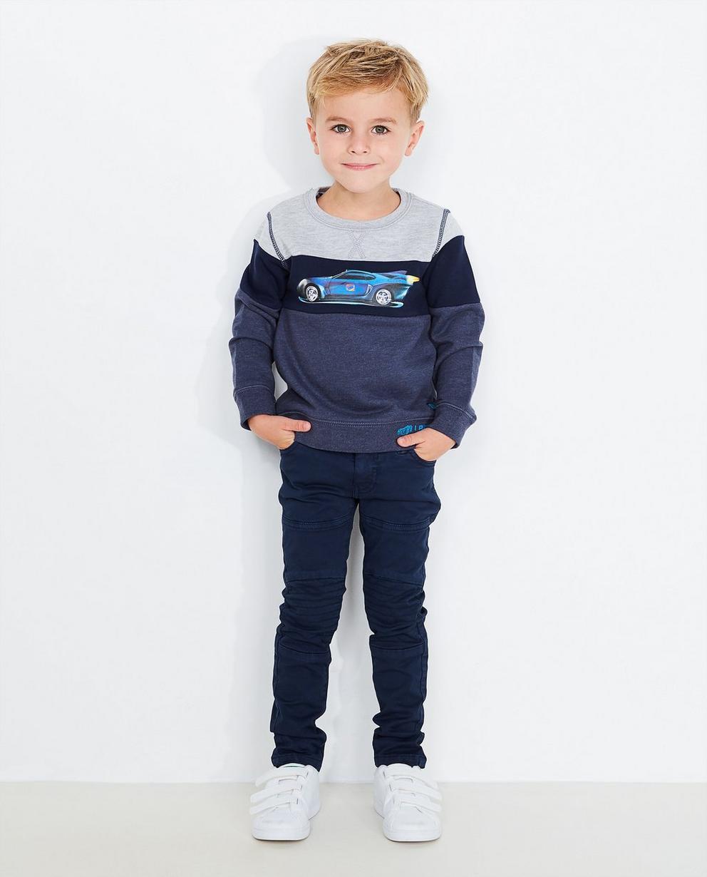 Pantalon cargo  - bleu marine, Rox - Rox